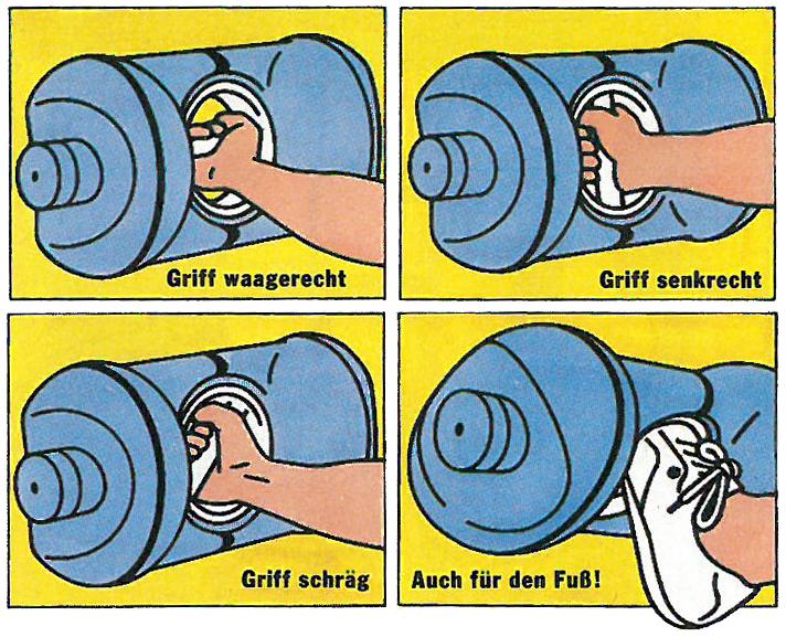 Koelbel-Omicron-Hantel-Griff