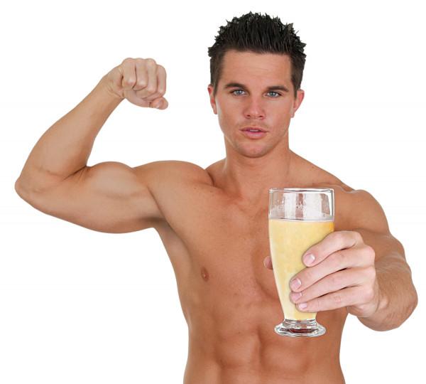 Training braucht Proteine - und umgekehrt
