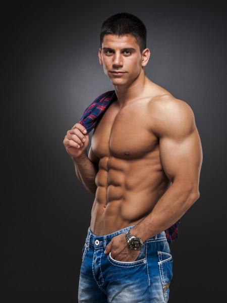 38 Zentimeter neue Muskelumfangmaße nach nur 36 mal Training