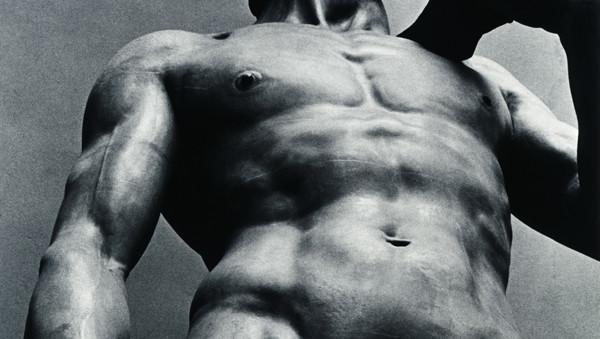 Altrömische Marmorfiguren, deren muskulöses Körperbild noch heute bewundert wird. Die damaligen Bildhauer bevorzugten männliche Vorbilder, bei denen die Umfangmaße von Hals, Oberarm und Wade gleich waren.