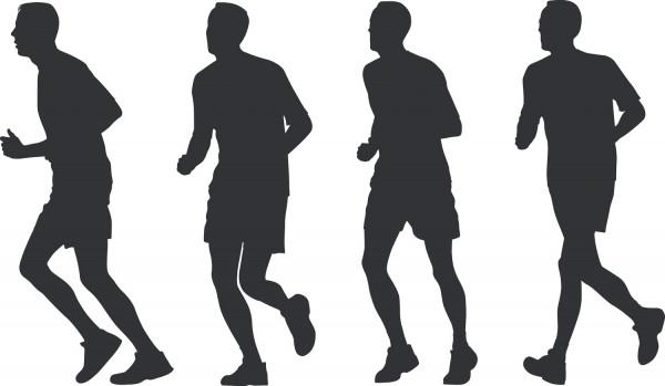 Jogging schadet den Gelenken