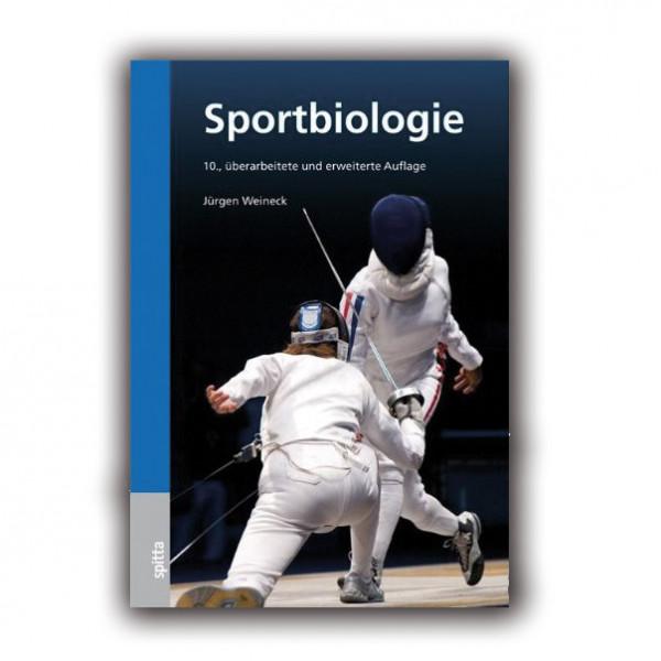 Sportbiologie, das Buch mit allen Hintergründen und Fakten rund um Training und Muskelaufbau
