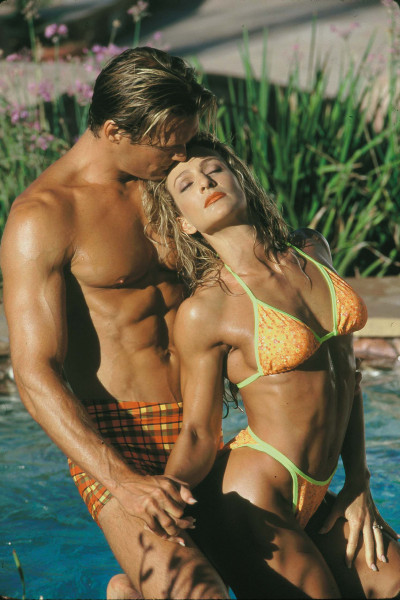 Muskulatur macht sexy!