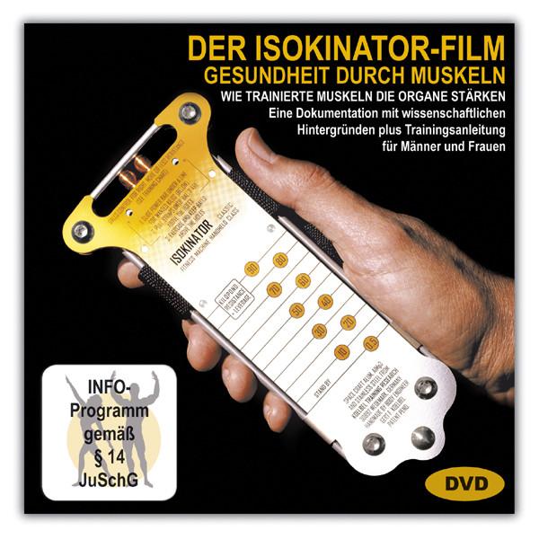 Isokinator DVD - der Film