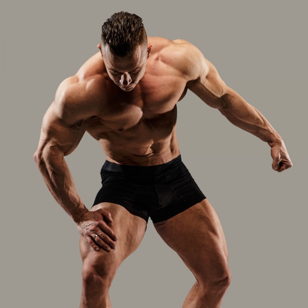 Werden Sie durch gezieltes Krafttraining zum Alpha-Mann mit eiserner Gesundheit