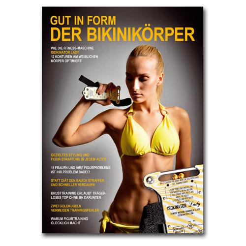 GUT IN FORM - Sonderauflage Isokinator Lady - Der Bikinikörper