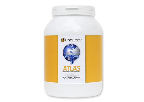 ATLAS - Kohlenhydrat-Protein-Mix für Zunahme und Erhalt von Muskelmasse