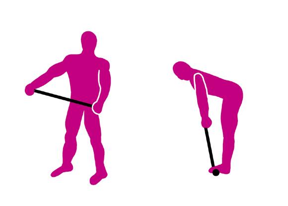 Zwei Übungen für den Rücken mit dem GumGym-Kugelkabel von Koelbel