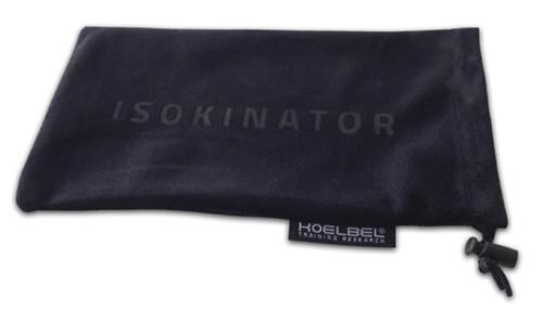 Isokinator Soft Bag aus Microfaser zur Pflege und für den Transport