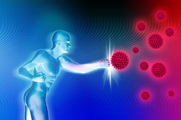 Muskeltraining stärkt die Abwehrkraft des Körpers