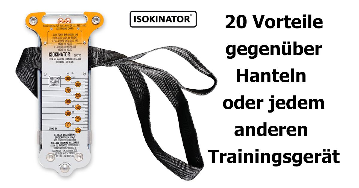 20-Vorteile-Isokinator-vs-Hanteln