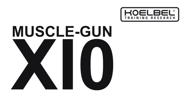 MUSCLE-GUN X10