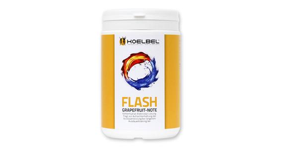 FLASH - Kohlenhydrat-Elektrolyt-Lösung zur Aufrechterhaltung der Ausdauerleistung
