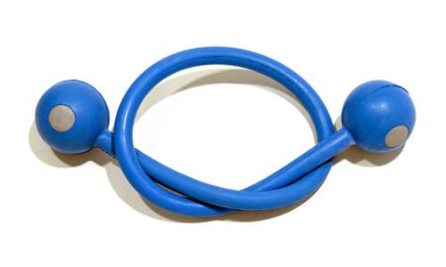 GUMGYM 3 - Kugelkabel blau - Fortgeschrittene