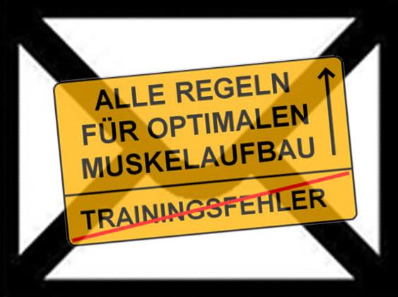 33 Trainingsfehler vermeiden - jede Woche ein neuer Tipp