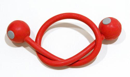 GUMGYM 1 - Kugelkabel rot - Anfänger
