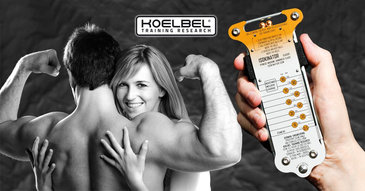 Mehr Muskeln am ganzen Körper in Rekordzeit | Koelbel Training
