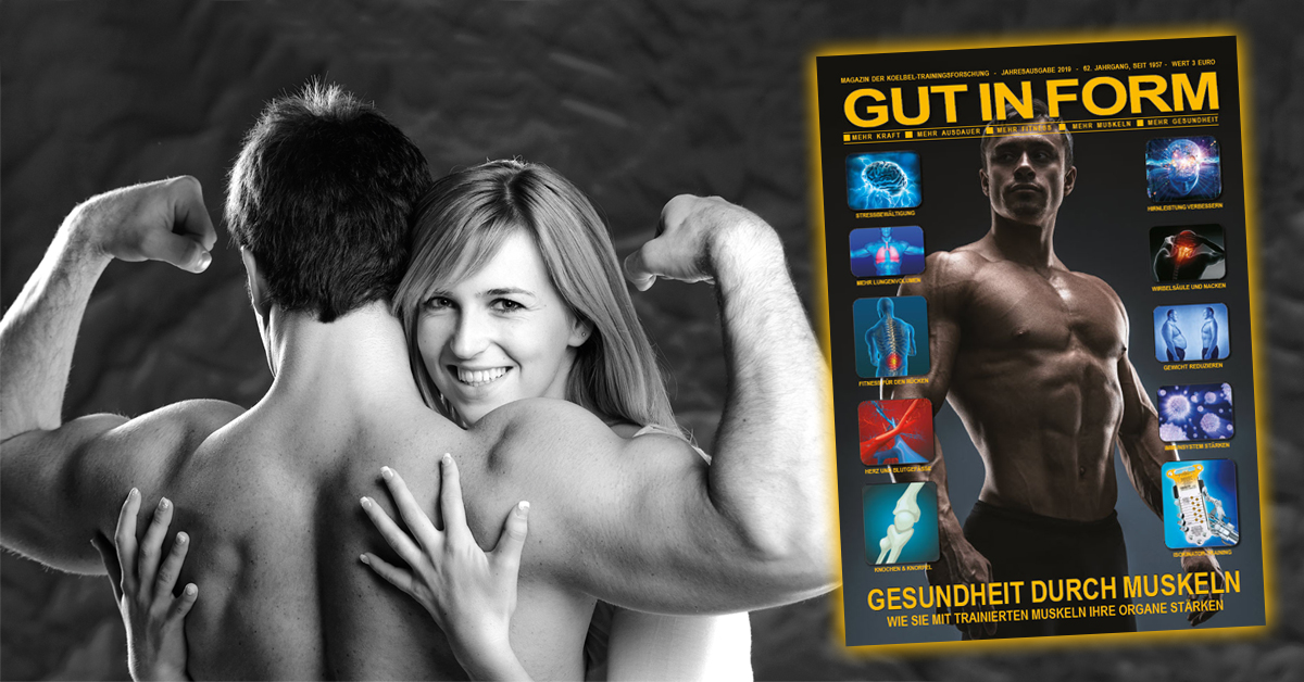 Gut in Form Magazin 2019