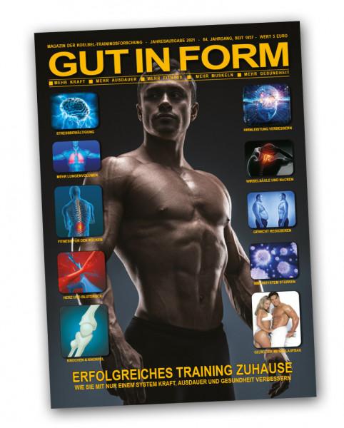 Gut in Form - das Magazin der Koelbel Trainingsforschung