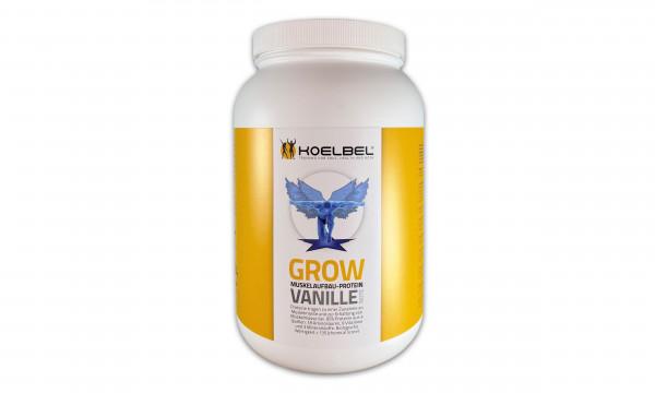 Grow Muskelaufbau-Protein aus 4 Komponenten